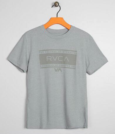 Boys - RVCA Double Opposite T-Shirt