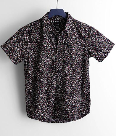 Boys - RVCA Bellflower Shirt