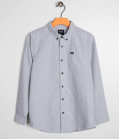 Boys - RVCA That'll Do Stretch Shirt