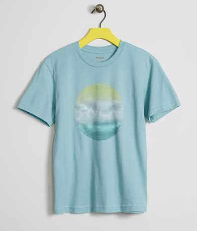 Boys - RVCA Motors Lined T-Shirt