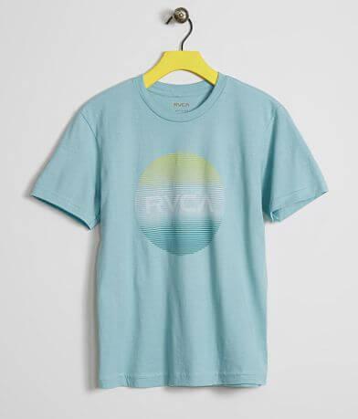 Boys - RVCA Motors Lined T-Shirt