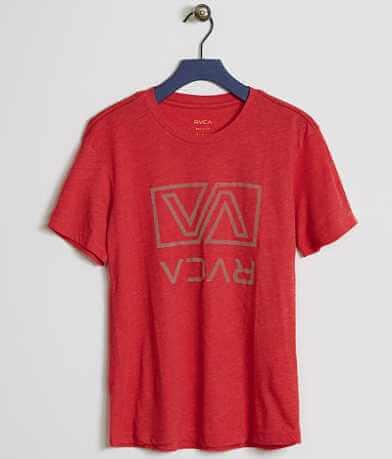 Boys - RVCA Stencil T-Shirt