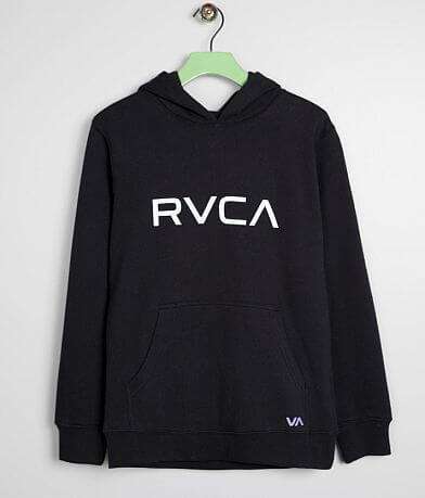 6eadbb8e Boys - RVCA Big Hooded Sweatshirt