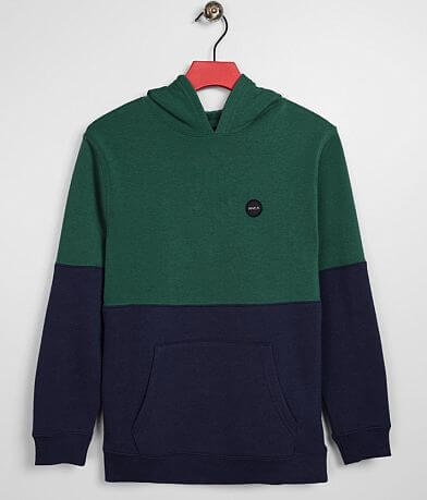 Boys - RVCA Carlisle Hooded Sweatshirt