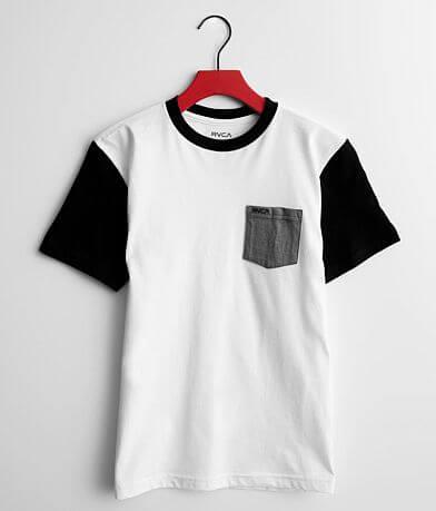 Boys - RVCA Ollie Color Block T-Shirt