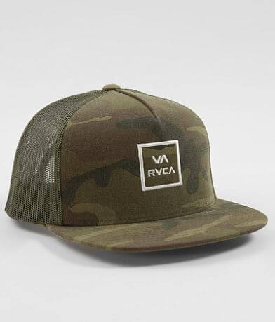 Boys - RVCA VA All The Way Trucker Hat