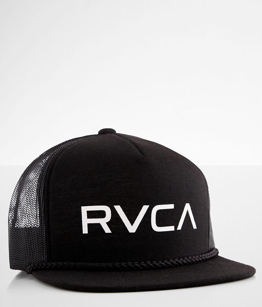 Boys - RVCA Foamy Trucker Hat front view