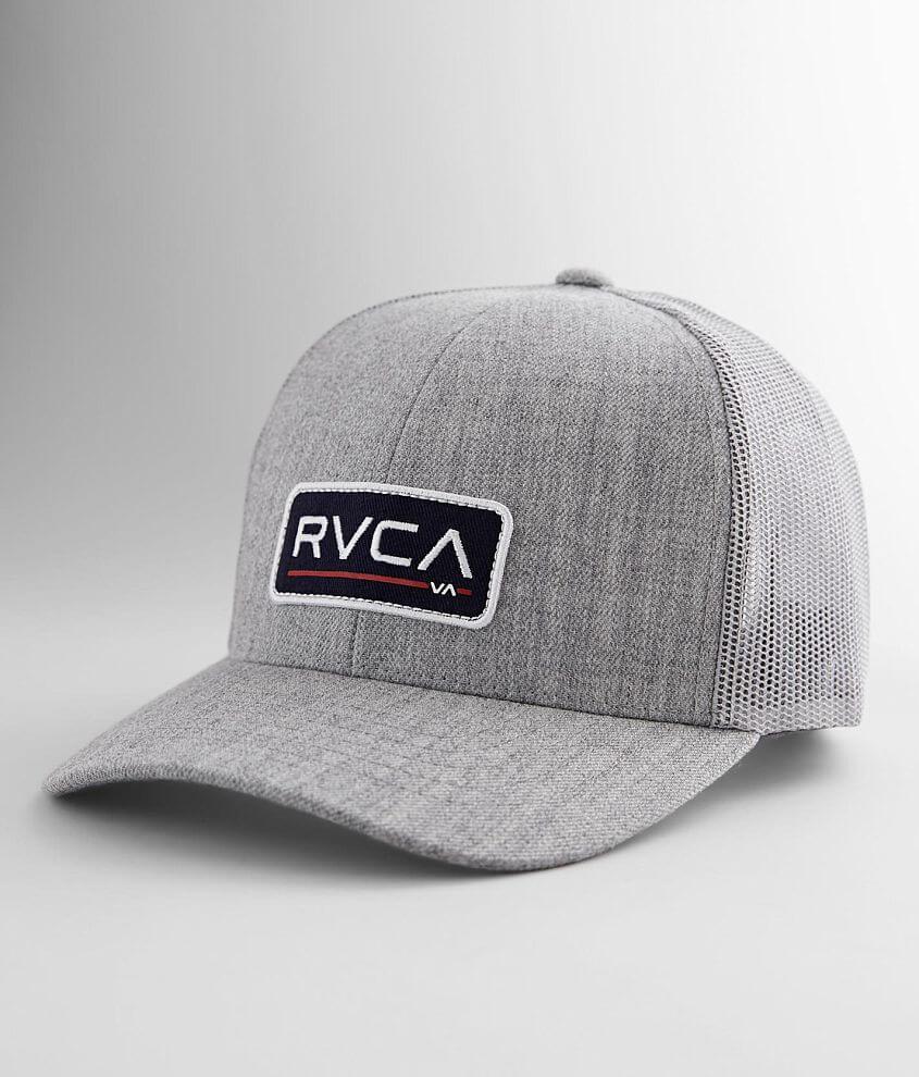 Boys - RVCA Ticket III Trucker Hat front view