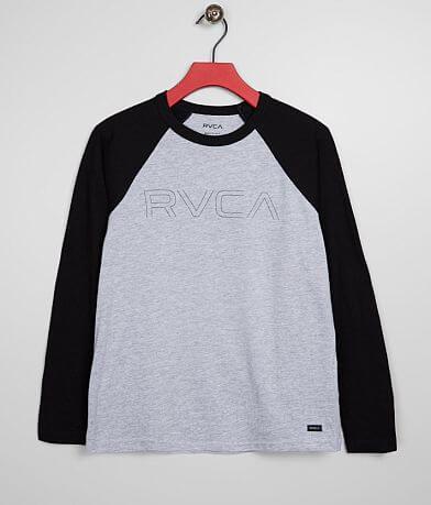 Boys - RVCA Vale Raglan T-Shirt