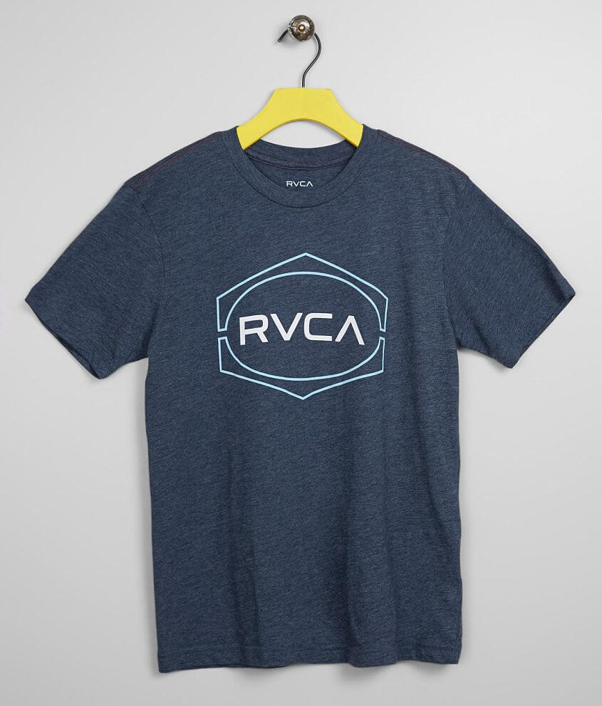 Boys - RVCA Mold T-Shirt front view