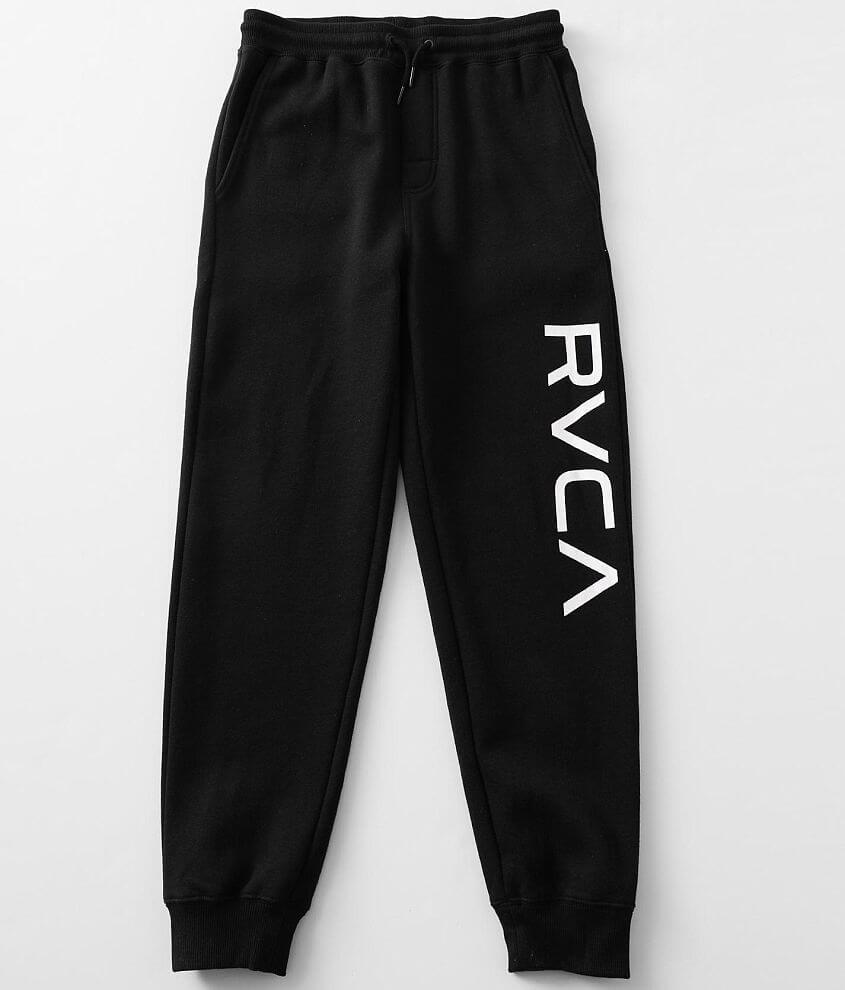 Boys - RVCA Big Knit Jogger front view