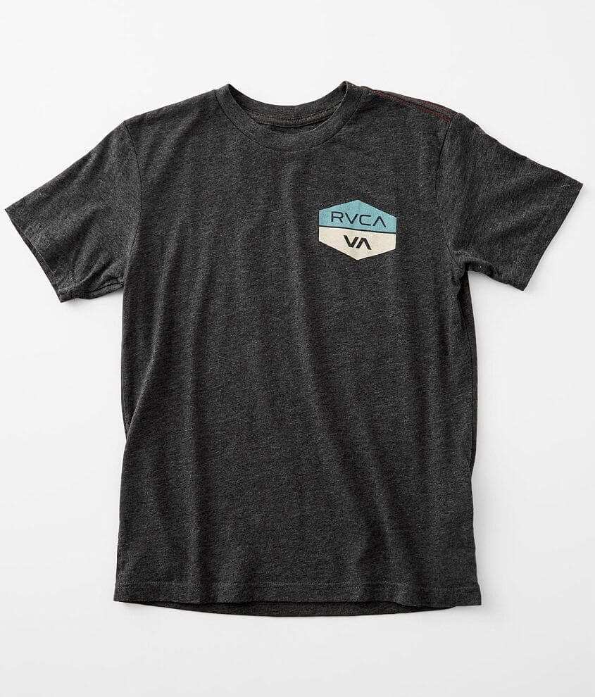 Boys - RVCA Focused T-Shirt front view