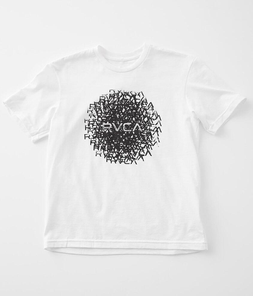 Boys - RVCA Motors T-Shirt front view