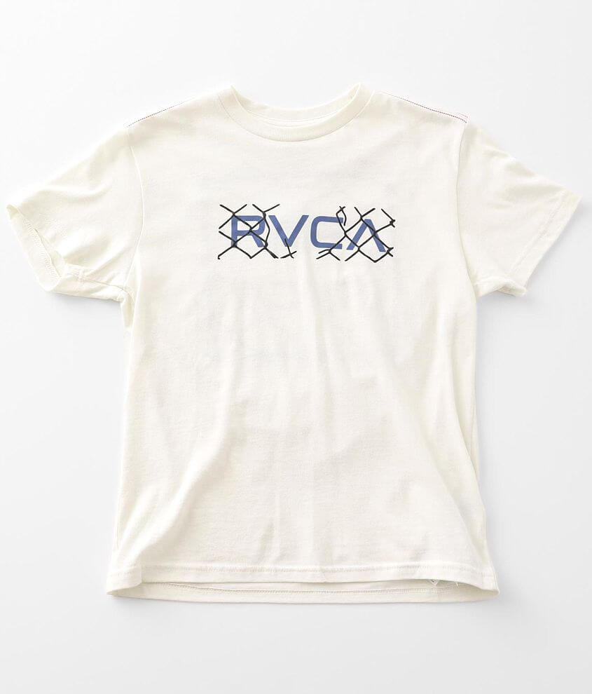 Boys - RVCA Linx T-Shirt front view