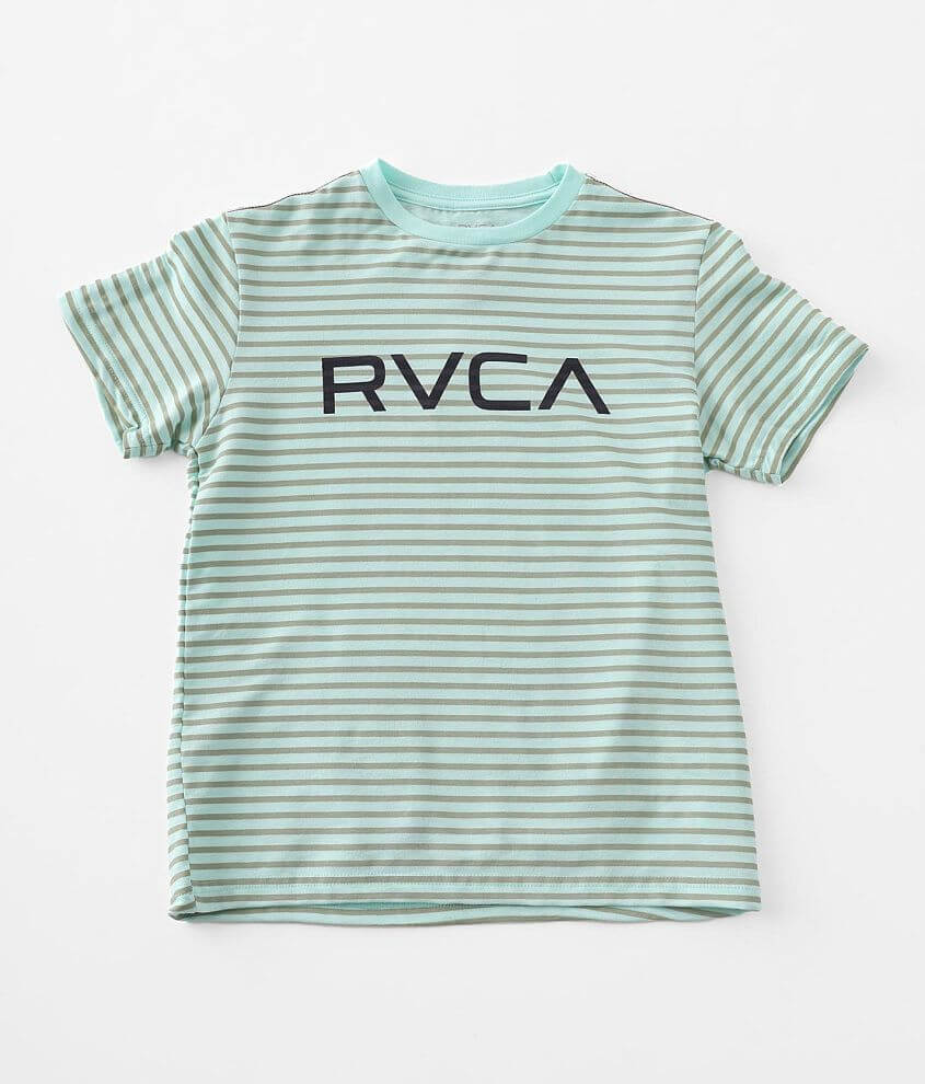 Boys - RVCA Parallel T-Shirt front view