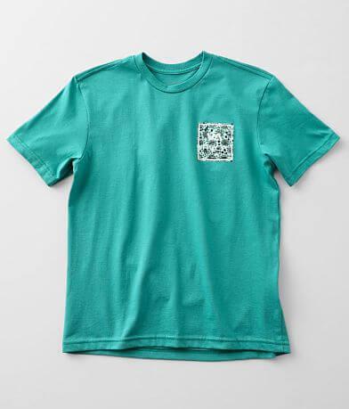Boys - RVCA VA All The Way T-Shirt