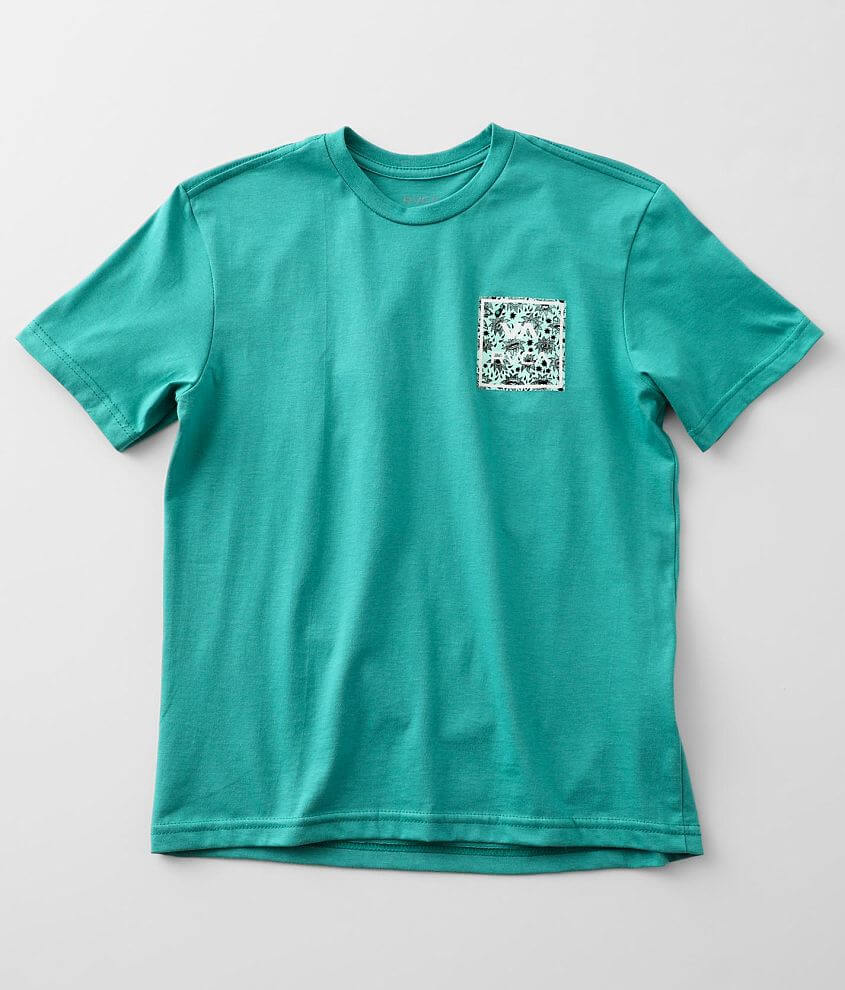 Boys - RVCA VA All The Way T-Shirt front view