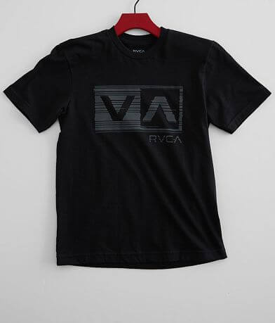 Boys - RVCA Glitch Box T-Shirt