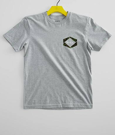 Boys - RVCA Hexer Fill T-Shirt