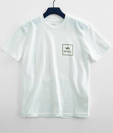Boys - RVCA VA ATW Camo T-Shirt