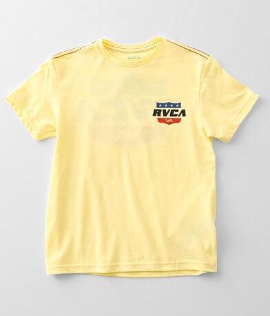 Boys - RVCA Rodeo Team T-Shirt