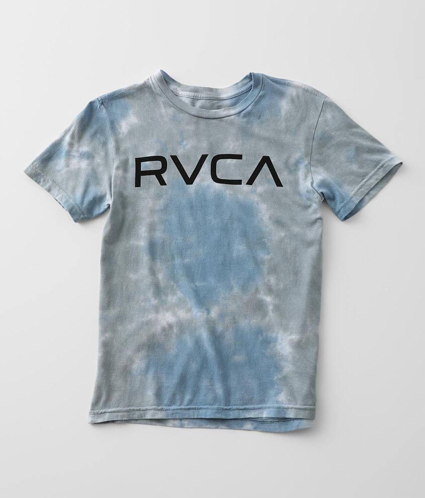 Boys - RVCA Big T-Shirt front view