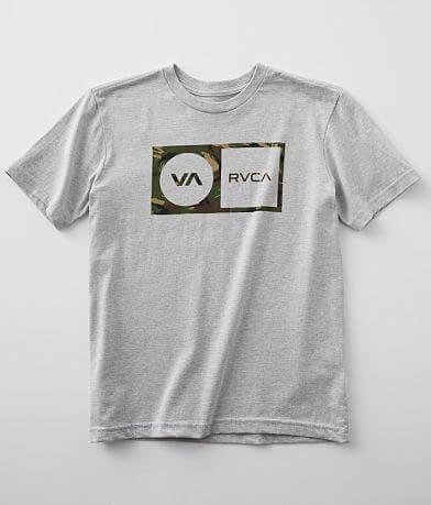 Boys- RVCA Balance Tropicamo T-Shirt