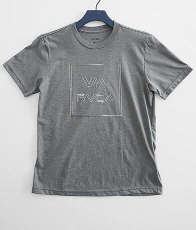 Boys - RVCA Pinner All The Way T-Shirt