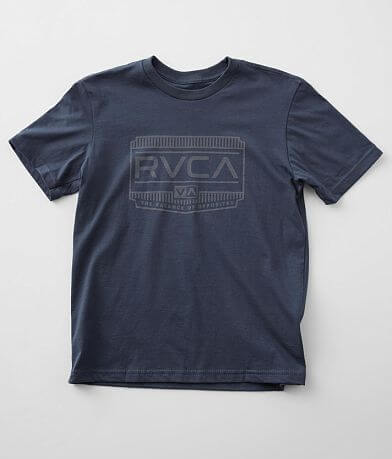 Boys - RVCA Woodword T-Shirt