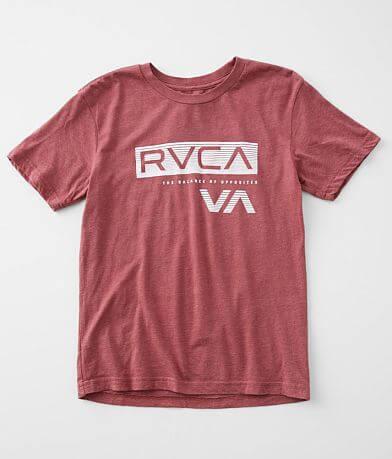 Boys - RVCA Bar Fade T-Shirt