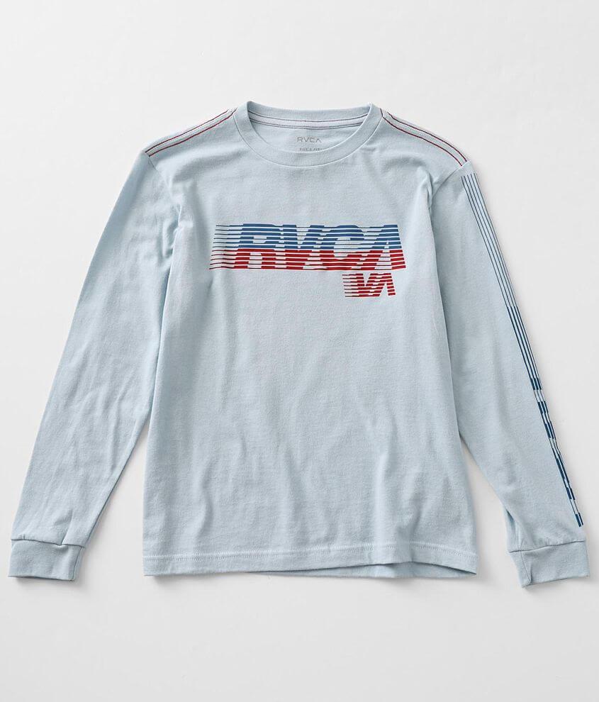 Boys - RVCA LA 84 T-Shirt front view