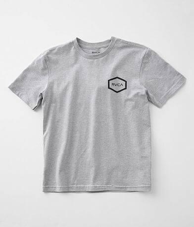 Boys - RVCA Universal Hex T-Shirt