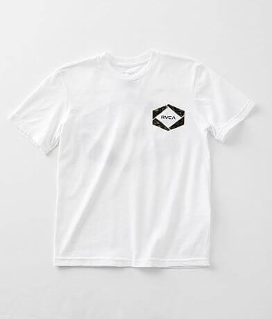 Boys - RVCA Hexer Fill T-Shirt