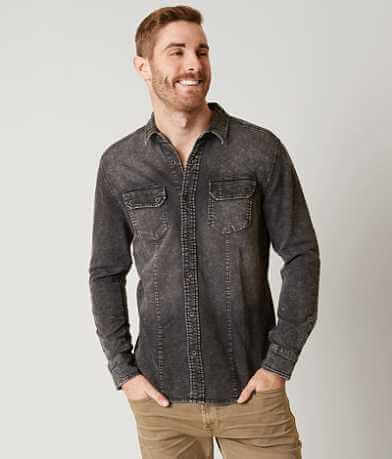 Outpost Makers Washed Stretch Shirt