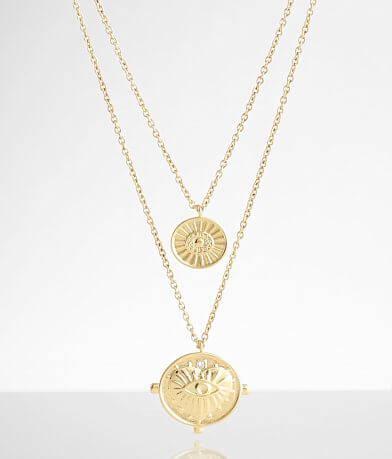 Sahira Jewelry Design 2 Pack Gigi Necklace Set