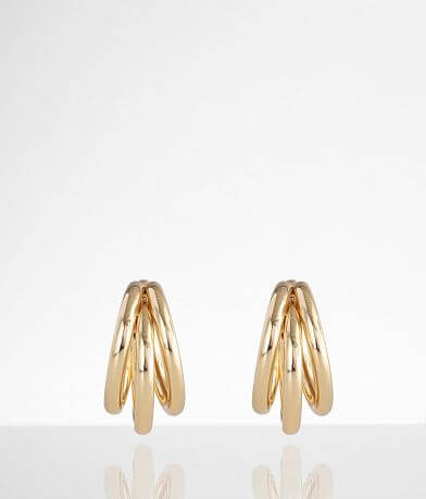 Sahira Jewelry Design Lexi Hoop Earring