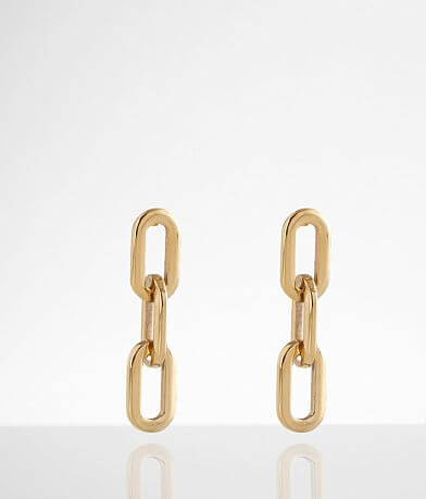 Sahira Jewelry Design Jenna Link Earring