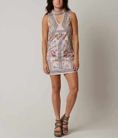 Jealous Tomato Printed Dress
