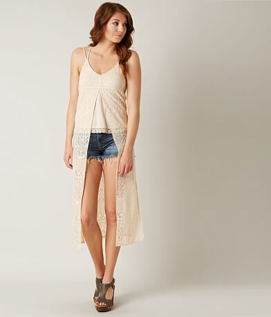 willow & root Duster Tank Top