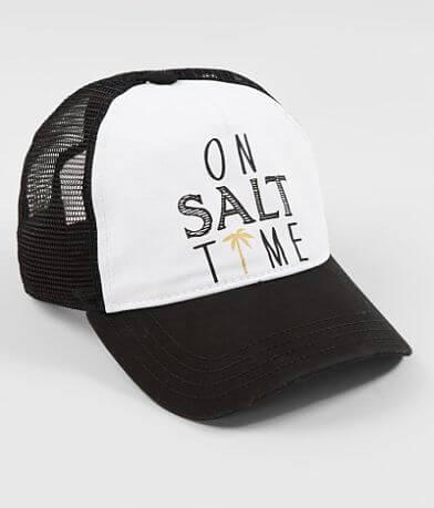 Salt Life Salt Time Living Trucker Hat