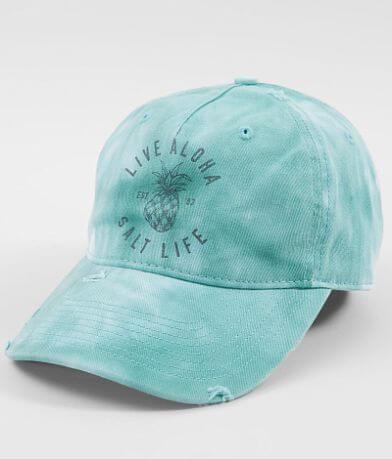 Salt Life Live Aloha Baseball Hat