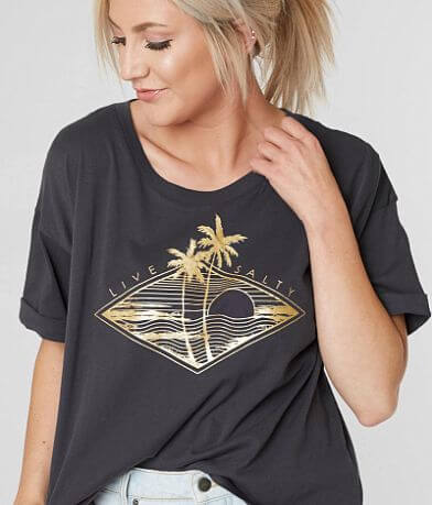 Salt Life Island Bling T-Shirt