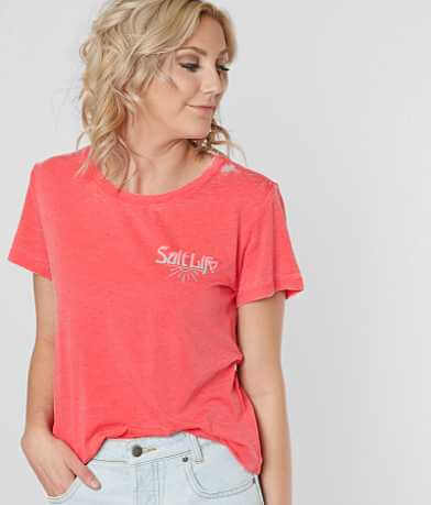 Salt Life Born From The Sun T-Shirt