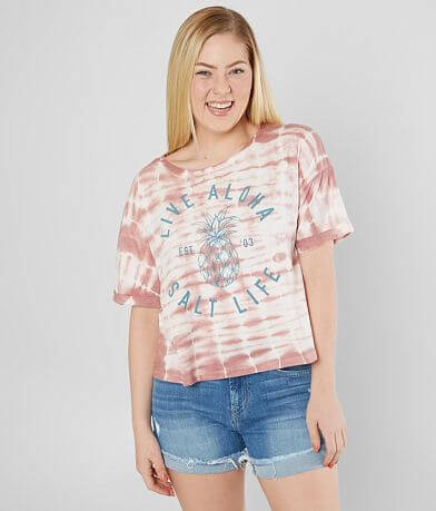 Salt Life Live Aloha T-Shirt