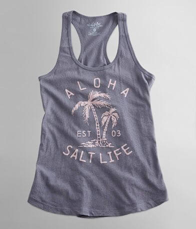 Salt Life Say Aloha Tank Top