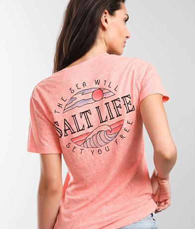 Salt Life Set You Free T-Shirt