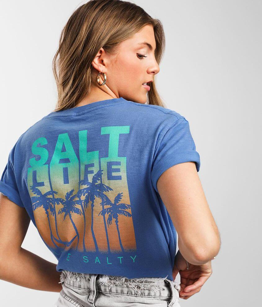 Salt Life Faded Paradise T-Shirt front view