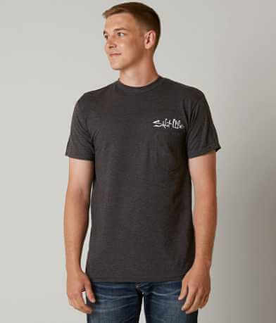 Salt Life Salty Crab T-Shirt