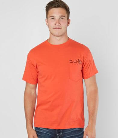 Salt Life Hook Line & Sinker T-Shirt