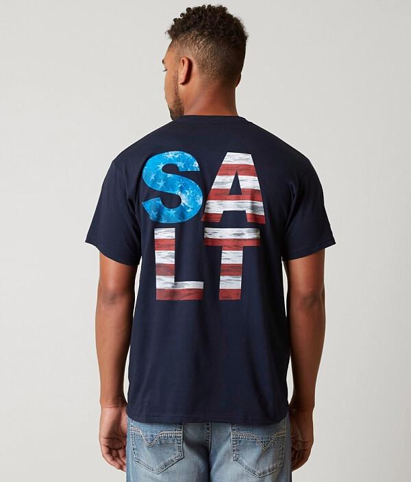 Salt Salt American T Shirt Life XxUwrAx
